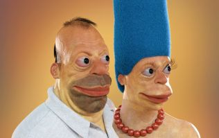 Creepy Marge Simpson is viral artist's latest 'lifelike' recreation that will keep us up all night