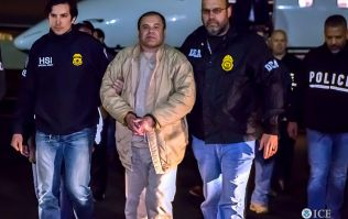El Chapo's family is launching a clothing line with his name on it