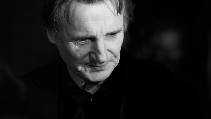 """Liam Neeson releases statement apologising for """"black b******"""" comments"""