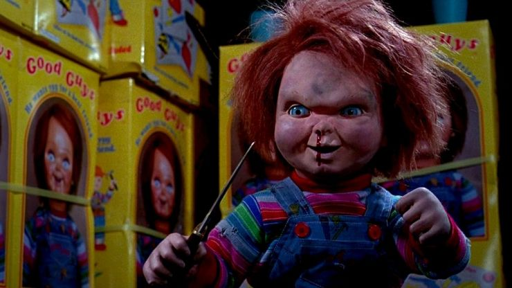 Mark Hamill teases his new role as the voice of iconic horror movie villain Chucky