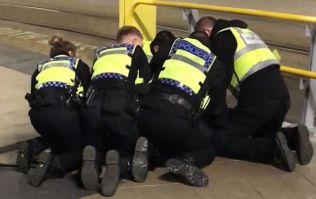 'Horrific' Manchester stabbings treated as terror attack