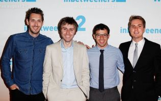 James Buckley apologises to fans who felt 'let down' by reunion show