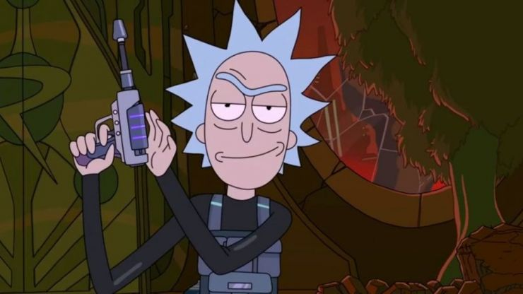 Rick and Morty producers share new footage (probably) from season four