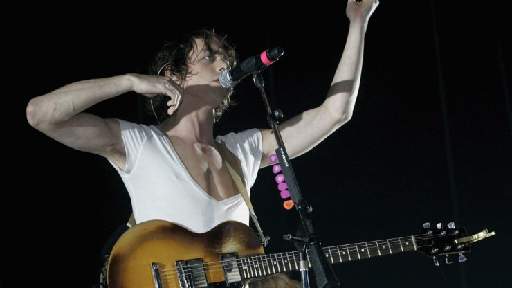Finding Johnny Borrell, the Razorlight frontman that fell down the back of the indie sofa