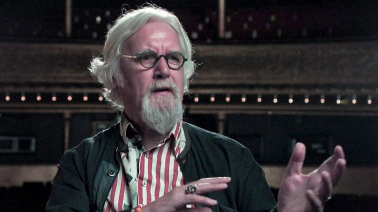 """Billy Connolly says he's """"near the end"""" and that his life is """"slipping away"""" due to illness"""