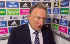 """Neil Warnock brands Liverpool """"a disgrace"""" for Nathaniel Clyne promise"""