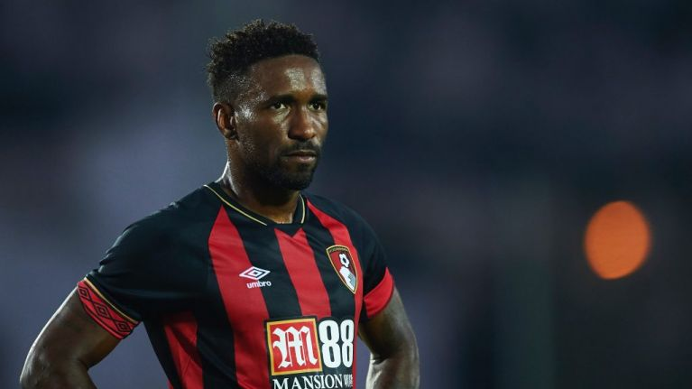 Rangers announce signing of Jermain Defoe from Bournemouth