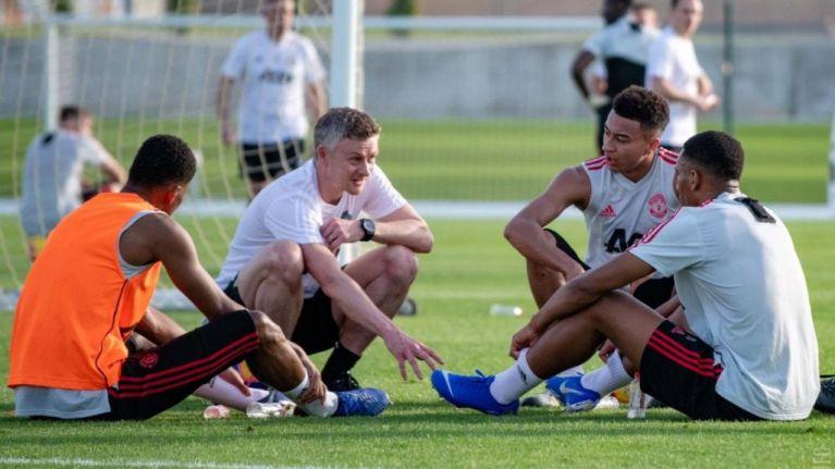 Marcus Rashford tweet encapsulates Solskjaer's influence on Man United youngsters