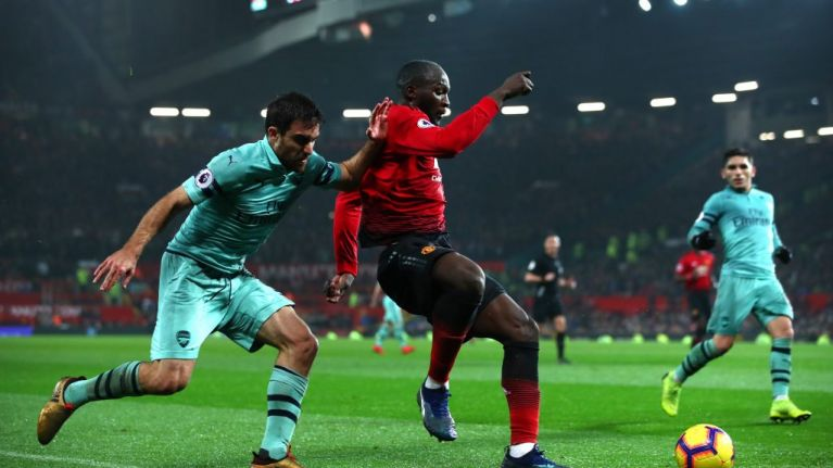 Arsenal and Man United drawn against each other in FA Cup fourth round