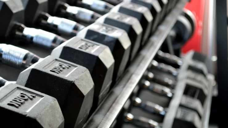 Returning to the gym after a decade away: The time for talk has ended