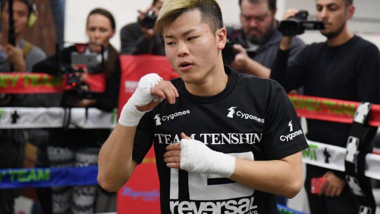 Tenshin Nasukawa names impossible terms for Conor McGregor challenge