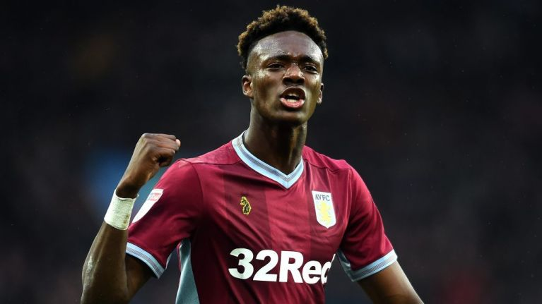 Tammy Abraham rejects Wolves in favour of helping Villa gain promotion