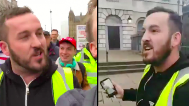 Police investigate 'Yellow Vest' protests after footage shows harassment outside Parliament