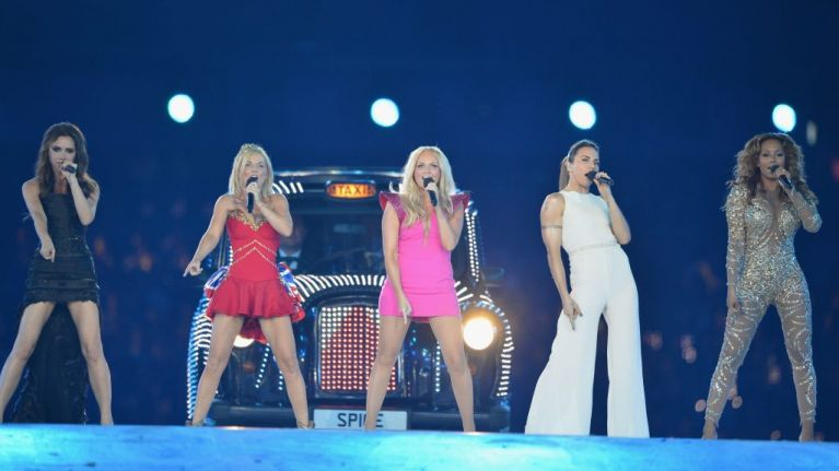 You can audition to dance with the Spice Girls on their upcoming tour