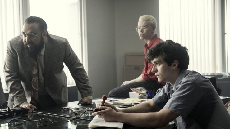 Bandersnatch: behind the scenes of the Black Mirror epic