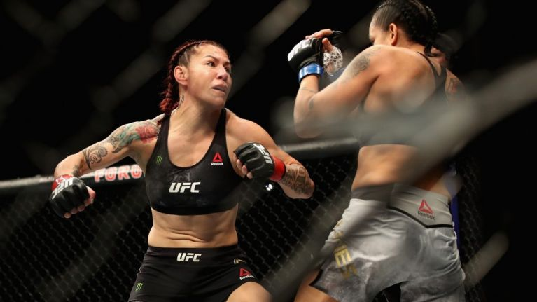 Cris Cyborg wants fight on undercard of McGregor-Tenshin bout