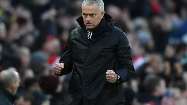 Jose Mourinho received an absolutely massive pay-off after Man United sacking