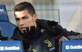 Las Vegas police confirm warrant issued to obtain Cristiano Ronaldo's DNA