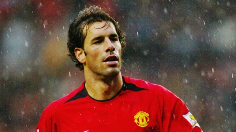 Ruud van Nistelrooy describes 'ruthless' end Alex Ferguson put to his Manchester United career