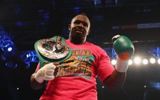 Dillian Whyte fancies his chances of knocking out Tyson Fury