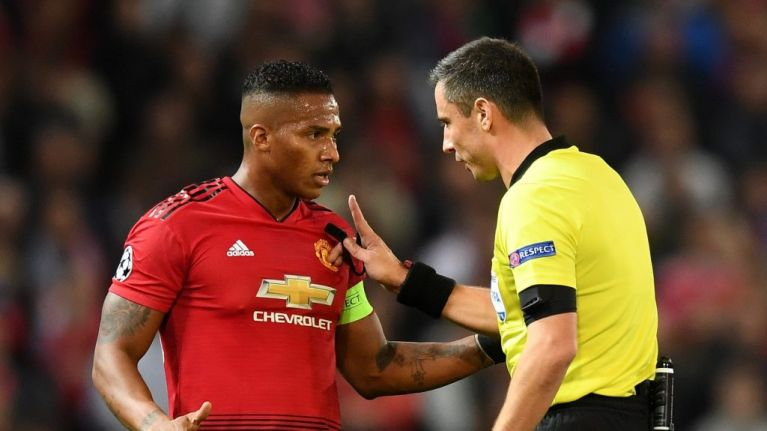Antonio Valencia set to leave Manchester United at the end of this season for Inter Milan