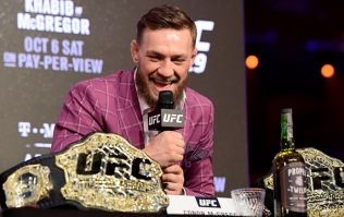 Conor McGregor gets fight offer that would tee up chance at UFC history
