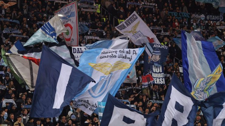 "Lazio label reporting of fans' racist chanting ""a form of psychosis"""