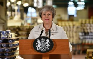 Theresa May says there's a 'risk of no Brexit' if her deal is voted down in parliament