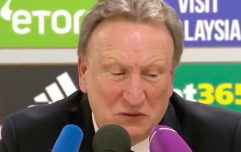 Cardiff City publicly distance themselves from Neil Warnock's Brexit comments