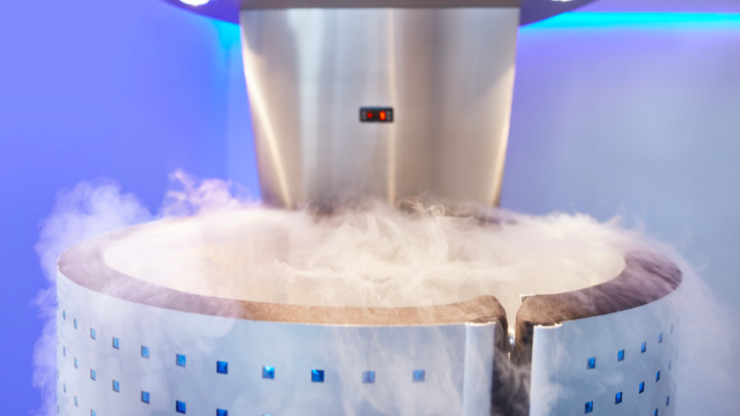 Cryotherapy or ice baths: which is better for recovery after training?