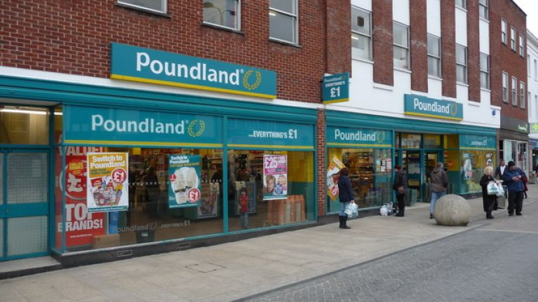 Poundland is now selling engagement rings because you can put a price on love: a quid