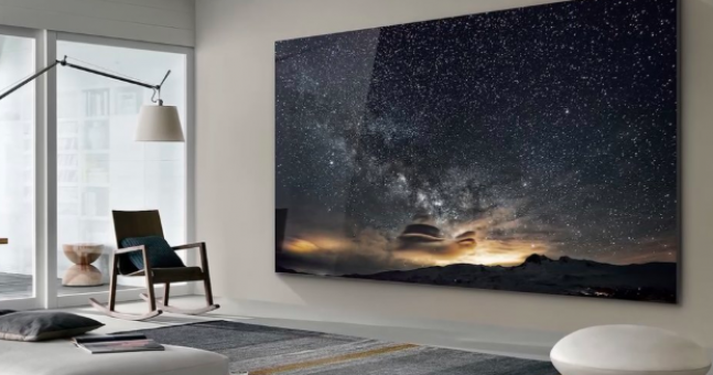 There's a 219-inch TV called 'The Wall' and it's an absolute monster - JOE.co.uk