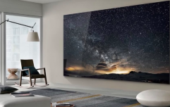 There's now a 219-inch TV called 'The Wall' and it's an absolute monster