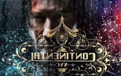 John Wick 3 poster reveals movie's full title for first time