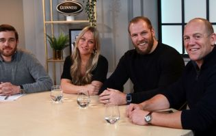 Chloe Madeley on husband James Haskell's very particular pre-match routines