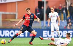 West Ham have £27m bid for Genoa's Krzysztof Piątek rejected