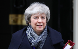 Theresa May survives no confidence vote, again