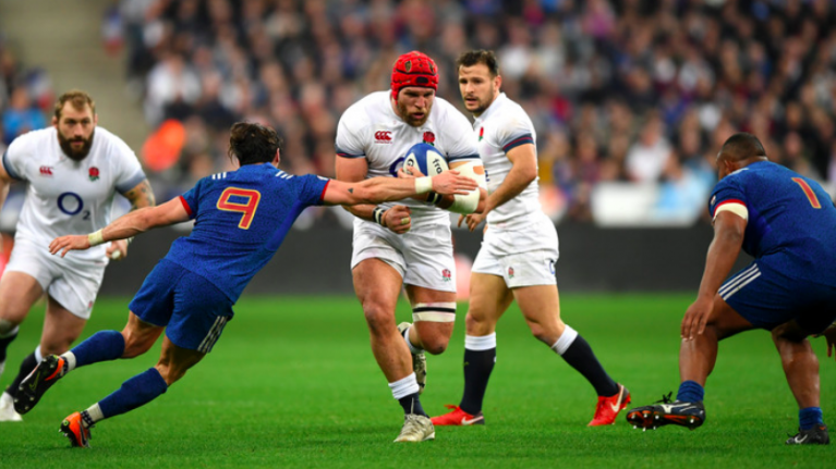 The rugby diet: everything an elite-level player eats in a day