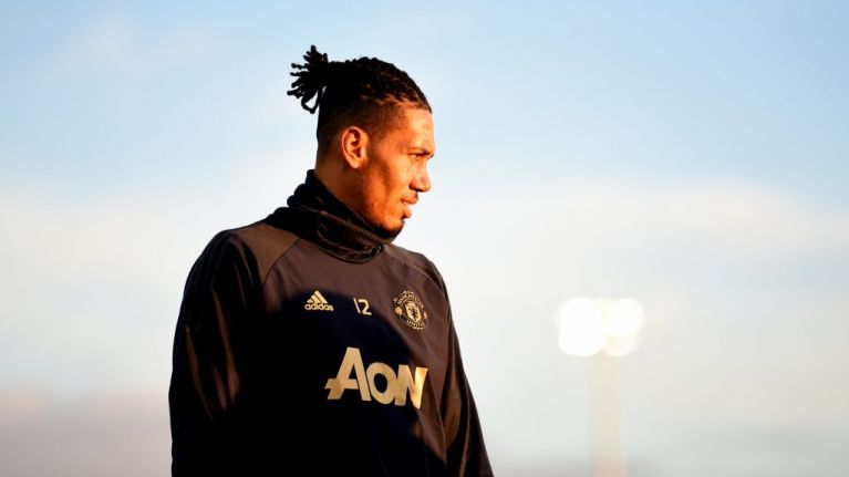 "Man United defender Chris Smalling says going vegan has ""provided lots of positives"""