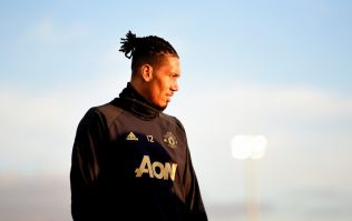 """Man United defender Chris Smalling says going vegan has """"provided lots of positives"""""""