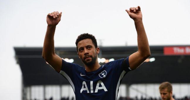 Mousa Dembélé joins Guangzhou R&F from Tottenham Hotspur