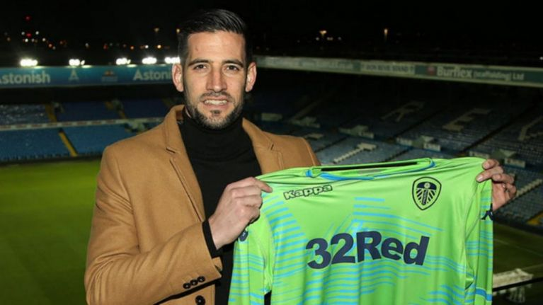 Leeds United complete signing of Kiko Casilla from Real Madrid