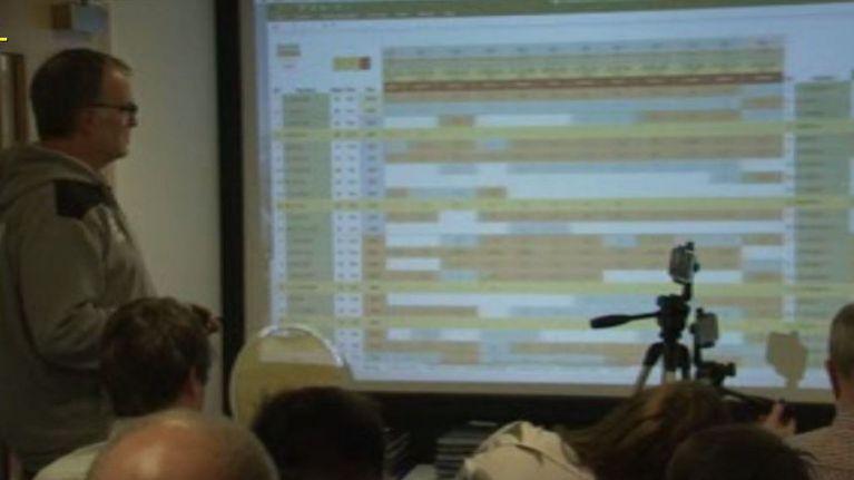 Video file on Marcelo Bielsa's desktop appears to confirm Leeds United interest in winger