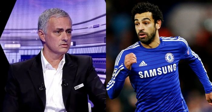 Jose Mourinho rejects claims he sold Mohamed Salah