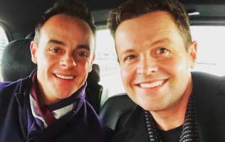 Ant & Dec reunite at Britain's Got Talent for first time in 10 months