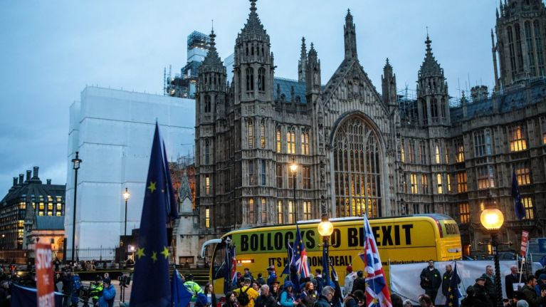 Voters want to remain in EU by 12-point margin according to new poll
