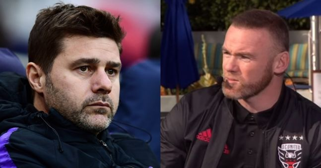 Wayne Rooney wants Manchester United to 'go all out' and appoint Mauricio Pochettino