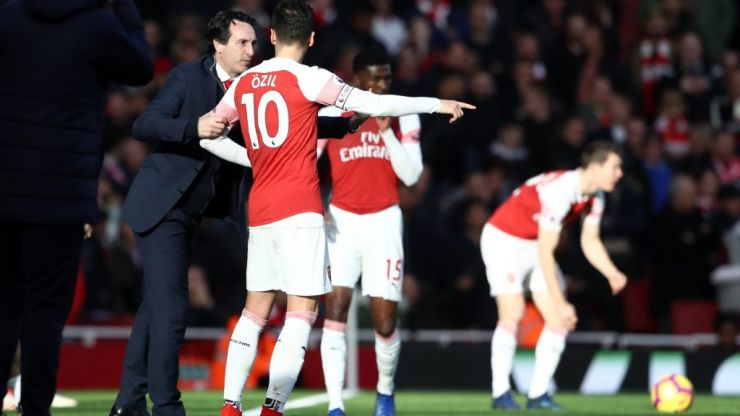 """Jose Mourinho says Mesut Ozil needs """"a little bit of care and love"""" to get the best out of him"""