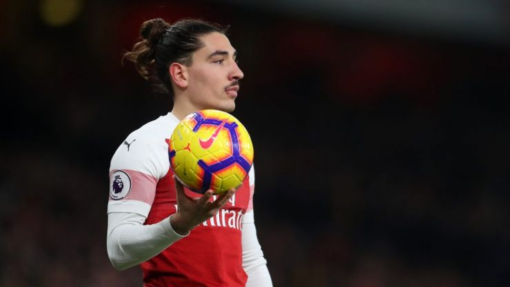Hector Bellerin could miss rest of season with knee injury
