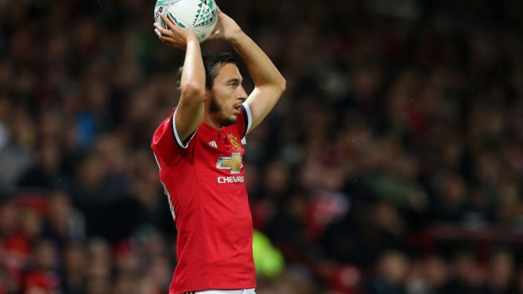 Matteo Darmian could finally be set to leave Manchester United